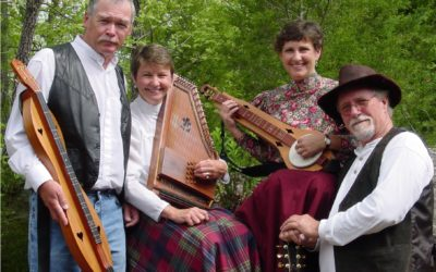 The Long Ago String Band October 18