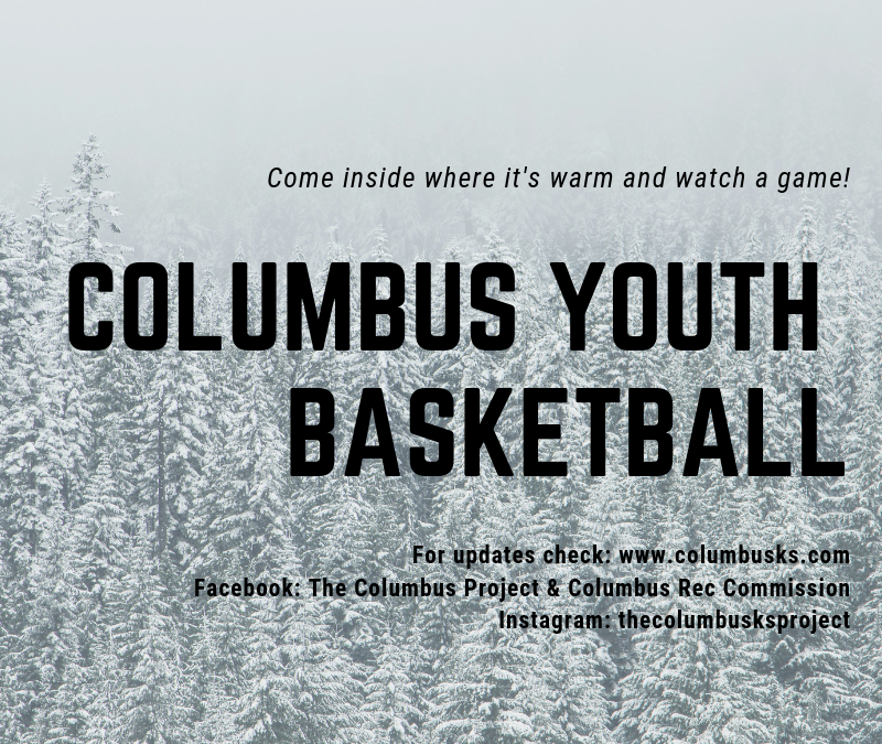 Youth Basketball in February