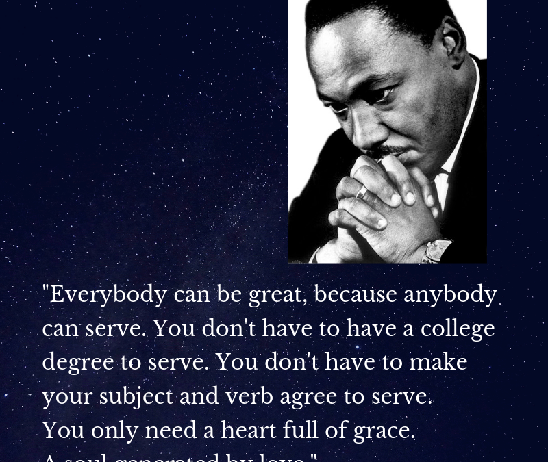 MLK Day 2019: What does Dr. King say to us today?